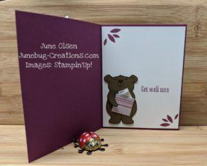 Junebug-Creations-Beary-Comforting-paper-Pumpkin-kit-alternate-inside-of-card-with-bear-holding-kleenex-box