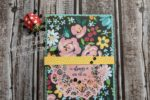 Junebug Creations Febrary Paper Pumpkin kit alternate using Flowers & Field DSP