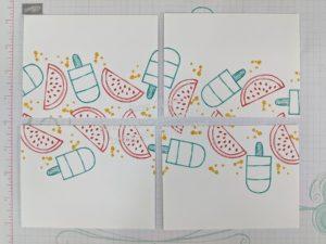 Junebug Creations One Sheet wonder cutting