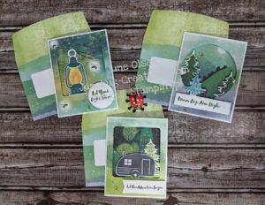 Junebug Creations July 2021 Paper Pumpkin kit originals